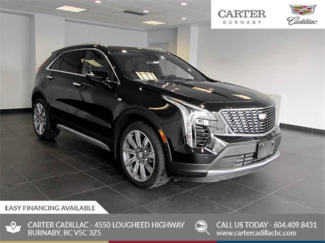 2020 Cadillac XT4 Premium Luxury (Stk: C0-78790) in Burnaby - Image 1 of 24
