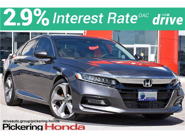 2019 Honda Accord Touring 2.0T (Stk: P5340) in Pickering - Image 1 of 35