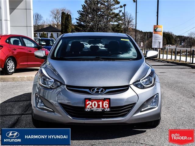 2016 Hyundai Elantra  (Stk: 20093A) in Rockland - Image 1 of 26
