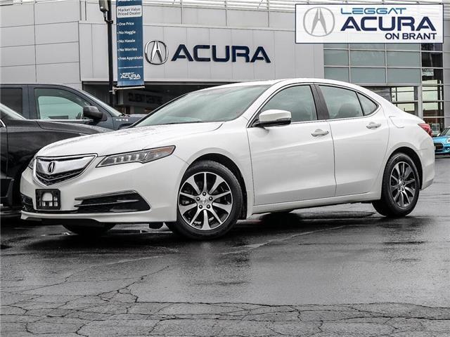 2016 Acura TLX Tech (Stk: 4211) in Burlington - Image 1 of 27