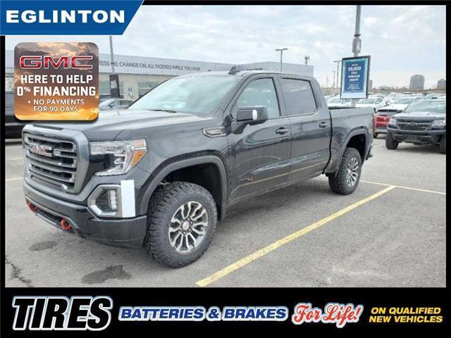 2020 GMC Sierra 1500 AT4 (Stk: LZ256975) in Mississauga - Image 1 of 8