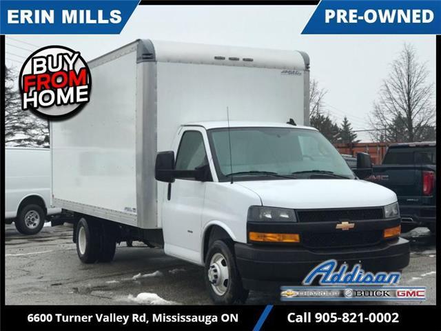2019 Chevrolet Express Cutaway Work Van (Stk: UM03154) in Mississauga - Image 1 of 10