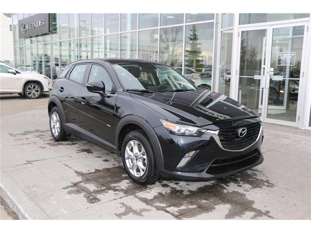 2016 Mazda CX-3 GS JM1DKBC71G0107083 190745A in Calgary