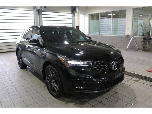 2019 Acura RDX A-Spec (Stk: 200397A) in Calgary - Image 1 of 22