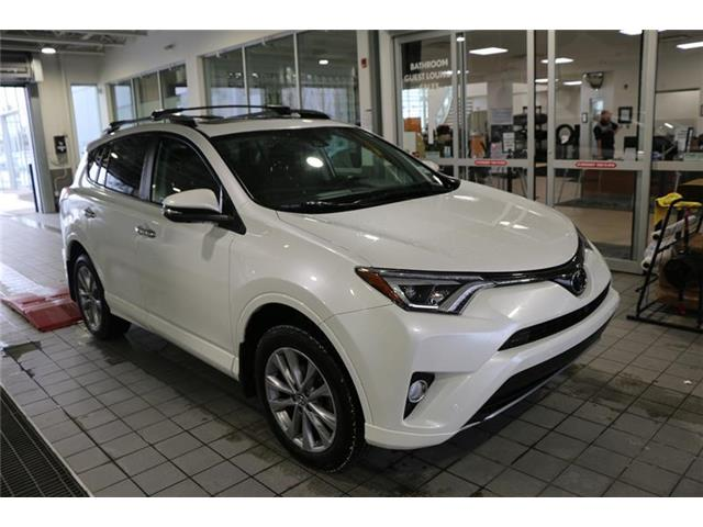 2017 Toyota RAV4 Limited (Stk: 200430A) in Calgary - Image 1 of 22