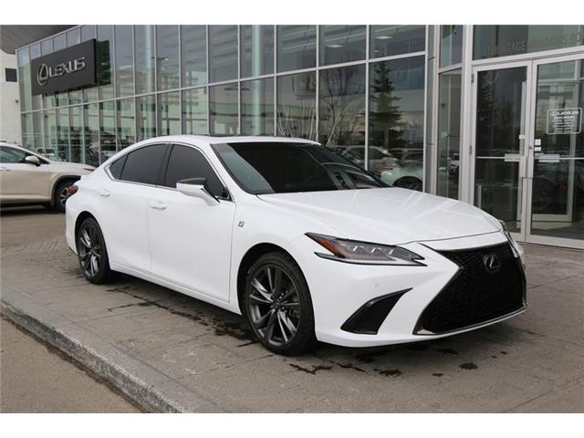 2019 Lexus ES 350 Premium 58ABZ1B18KU001262 4031A in Calgary
