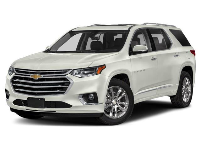 2020 Chevrolet Traverse High Country (Stk: 20-87) in Trail - Image 1 of 9