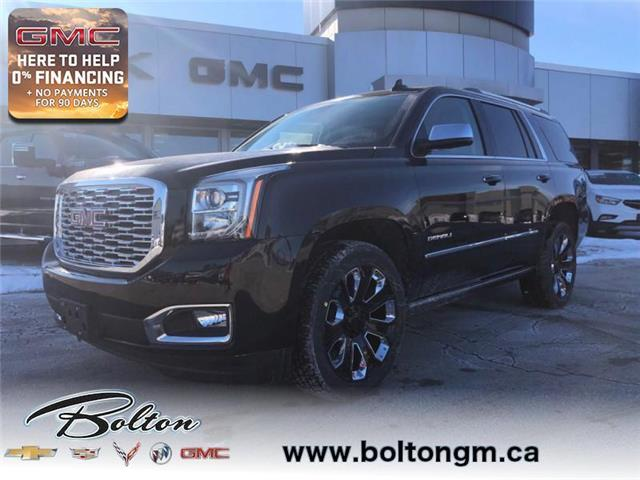 2020 GMC Yukon Denali (Stk: 244700) in Bolton - Image 1 of 11