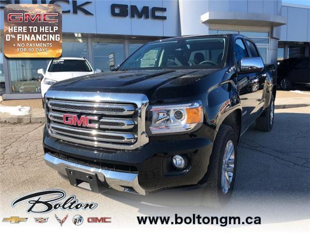 2020 GMC Canyon SLT (Stk: 196939) in Bolton - Image 1 of 12
