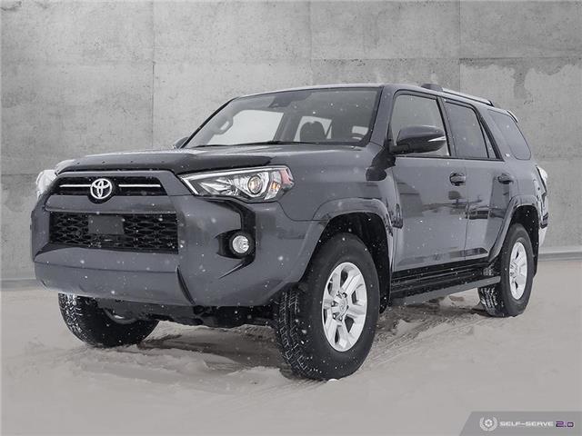 2020 Toyota 4Runner Base (Stk: 2078) in Dawson Creek - Image 1 of 24