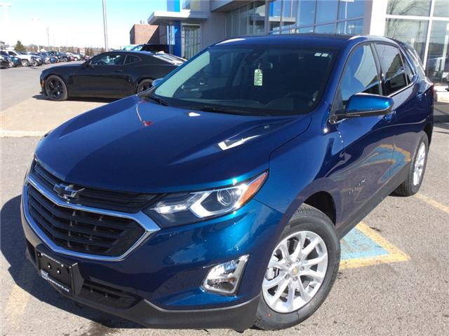 2020 Chevrolet Equinox LT (Stk: 43444) in Carleton Place - Image 1 of 15