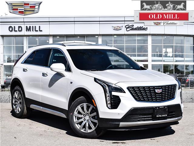2020 Cadillac XT4 Premium Luxury (Stk: LF086860) in Toronto - Image 1 of 26