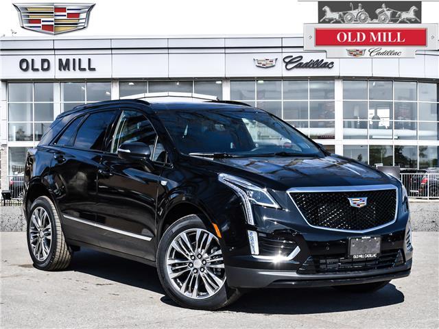 2020 Cadillac XT5 Sport (Stk: LZ185227) in Toronto - Image 1 of 24