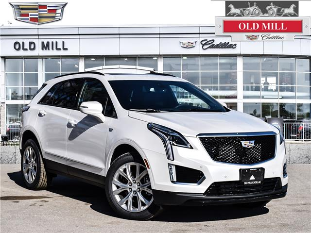 2020 Cadillac XT5 Sport (Stk: LZ194310) in Toronto - Image 1 of 25
