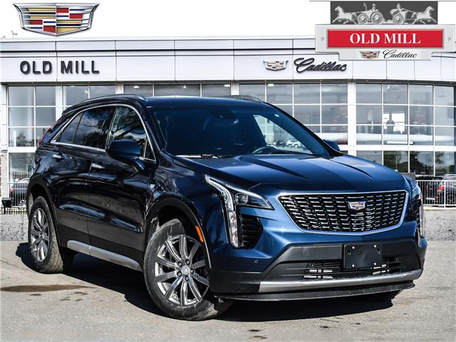 2020 Cadillac XT4 Premium Luxury (Stk: LF112771) in Toronto - Image 1 of 26