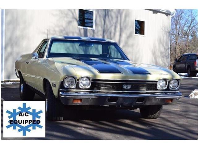 1968 Chevrolet El Camino SS 138808Z140852XXXX P19132 in Toronto