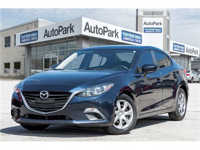 2015 Mazda Mazda3 GX (Stk: ) in Mississauga - Image 1 of 16