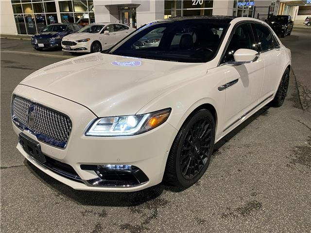 2018 Lincoln Continental Reserve 1LN6L9NC9J5602288 LP20104 in Vancouver