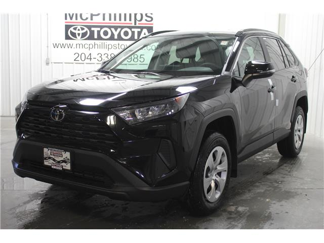 2020 Toyota RAV4 LE (Stk: C106059) in Winnipeg - Image 1 of 23