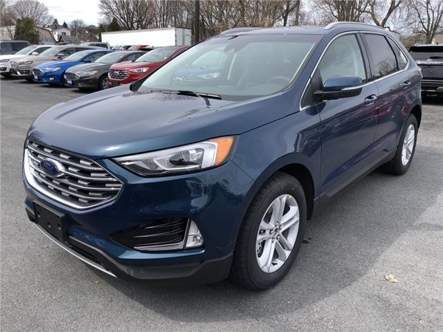 2020 Ford Edge SEL (Stk: 20149) in Cornwall - Image 1 of 12