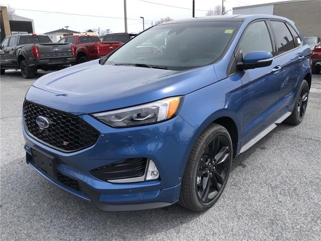 2020 Ford Edge ST (Stk: 20133) in Cornwall - Image 1 of 13