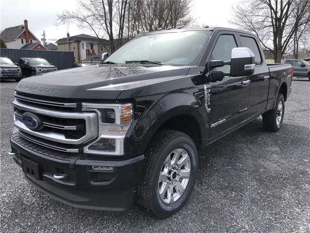 2020 Ford F-250 Platinum (Stk: 20143) in Cornwall - Image 1 of 12