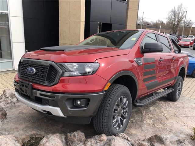 2020 Ford Ranger XLT (Stk: 20102) in Cornwall - Image 1 of 10