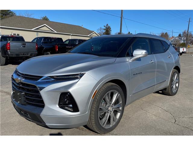 2020 Chevrolet Blazer Premier (Stk: 20159) in Sioux Lookout - Image 1 of 5