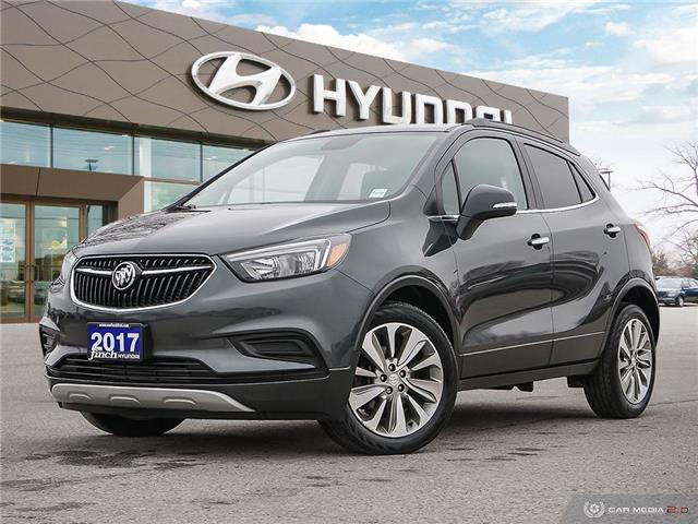 2017 Buick Encore Preferred (Stk: 93638) in London - Image 1 of 27