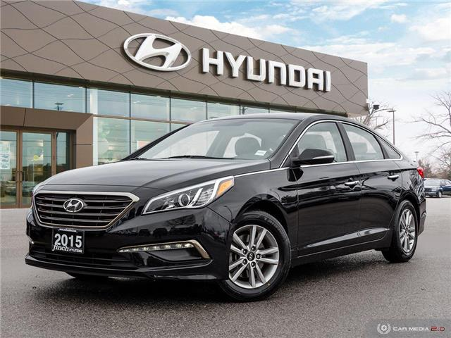 2015 Hyundai Sonata GLS (Stk: 65463) in London - Image 1 of 27
