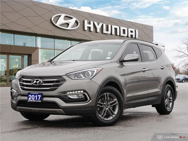 2017 Hyundai Santa Fe Sport 2.4 Premium (Stk: 92727) in London - Image 1 of 27