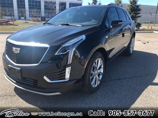 2020 Cadillac XT5 Sport (Stk: 196801) in Bolton - Image 1 of 13