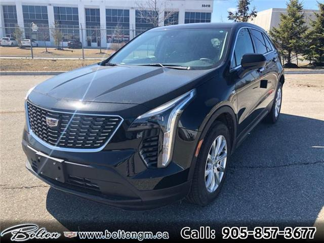 2020 Cadillac XT4 Luxury (Stk: 115956) in Bolton - Image 1 of 9