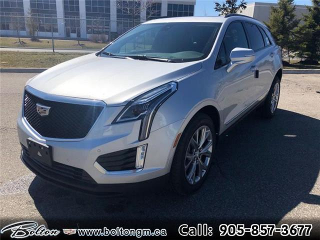 2020 Cadillac XT5 Sport (Stk: 195391) in Bolton - Image 1 of 11
