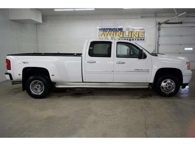 2013 GMC Sierra 3500HD Denali (Stk: K1551B) in Watrous - Image 1 of 35