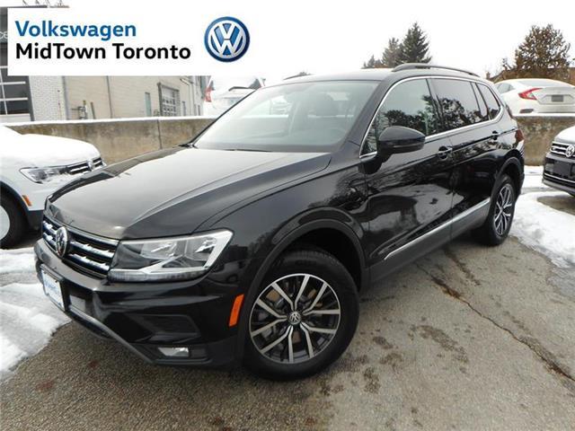2020 Volkswagen Tiguan Comfortline (Stk: W1404) in Toronto - Image 1 of 1