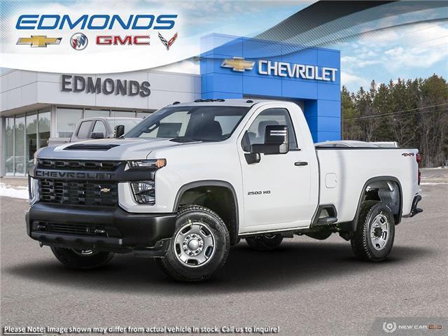 2020 Chevrolet Silverado 2500HD Work Truck (Stk: 0794) in Huntsville - Image 1 of 20