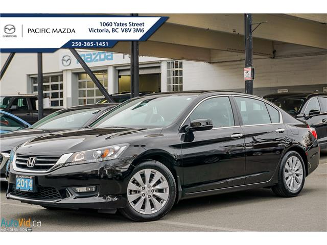 2014 Honda Accord EX-L (Stk: PHO809053) in Victoria - Image 1 of 20