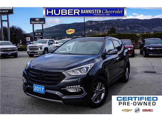 2017 Hyundai Santa Fe Sport 2.4 Luxury (Stk: 9450B) in Penticton - Image 1 of 21