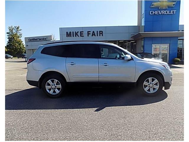2014 Chevrolet Traverse 1LT (Stk: 20012A) in Smiths Falls - Image 1 of 20