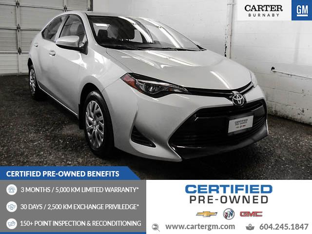 2019 Toyota Corolla LE (Stk: T9-44211) in Burnaby - Image 1 of 23