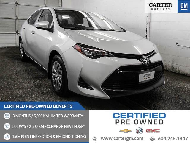 2019 Toyota Corolla LE (Stk: T9-45221) in Burnaby - Image 1 of 23