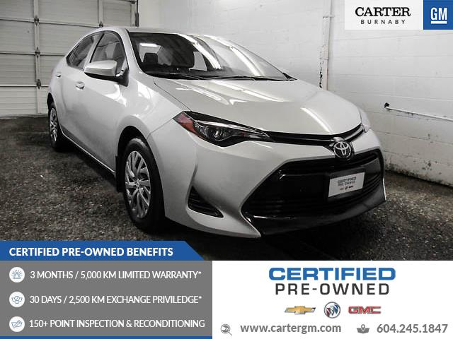 2019 Toyota Corolla LE (Stk: T9-70251) in Burnaby - Image 1 of 23