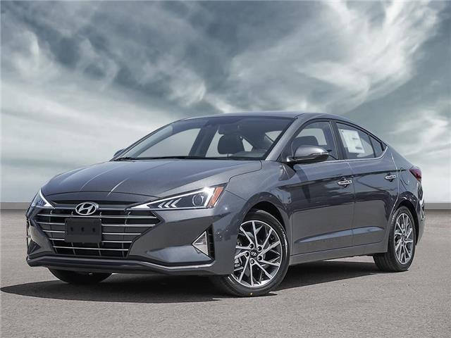 2020 Hyundai Elantra Luxury (Stk: H5045) in Toronto - Image 1 of 23