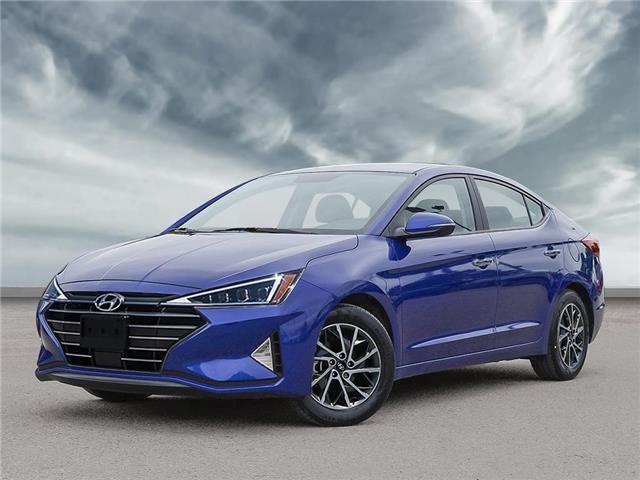 2020 Hyundai Elantra Ultimate (Stk: H5276) in Toronto - Image 1 of 23