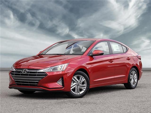2020 Hyundai Elantra Preferred (Stk: H5559) in Toronto - Image 1 of 23