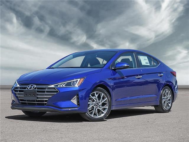 2020 Hyundai Elantra Luxury (Stk: H5560) in Toronto - Image 1 of 23
