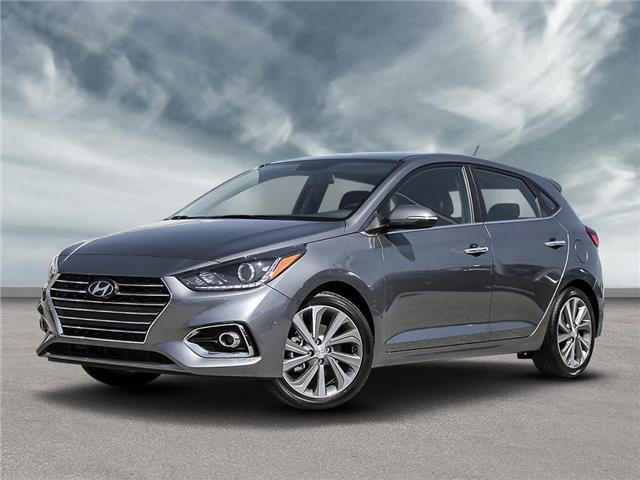 2020 Hyundai Accent Ultimate (Stk: H5637) in Toronto - Image 1 of 23