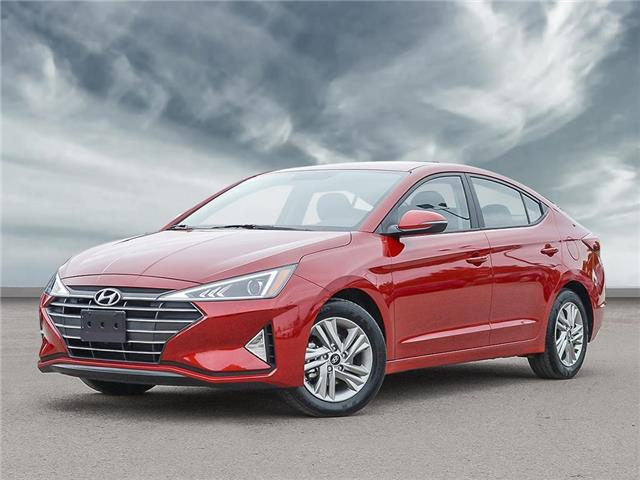 2020 Hyundai Elantra Preferred (Stk: H5710) in Toronto - Image 1 of 23