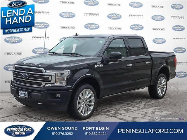 2020 Ford F-150 Limited (Stk: 20FE116) in Owen Sound - Image 1 of 24